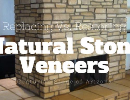 Replacing Vs. Restoring Natural Stone Veneers